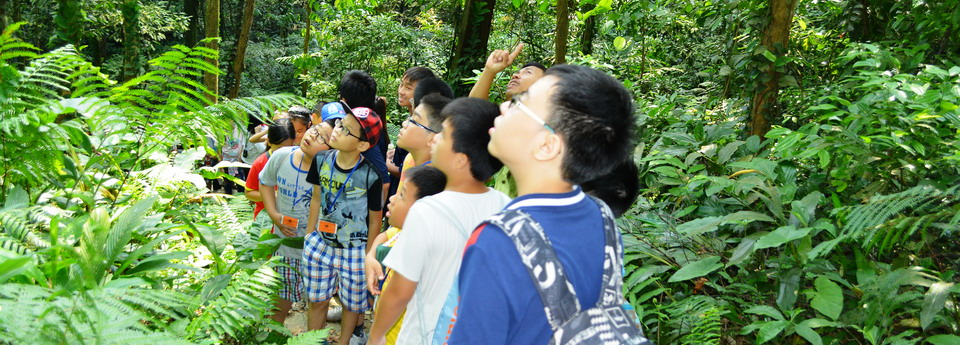 Conservation education at Ba Vi National Park